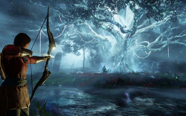 Video Game New World HD Wallpaper | Background Image