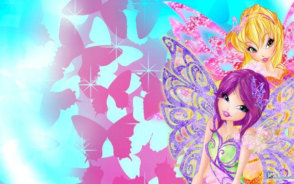 TV Show Winx Club Tecna Stella HD Wallpaper   Background Image