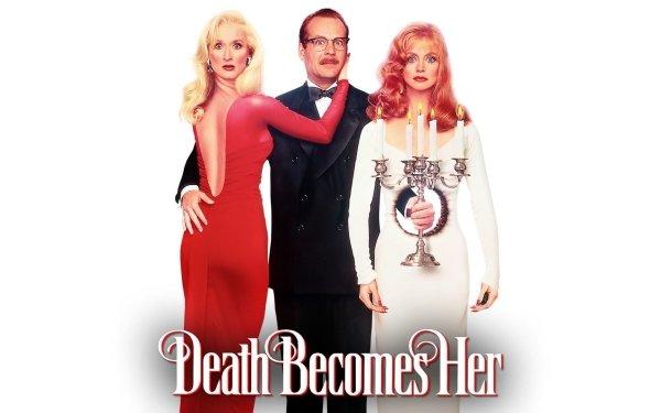 Movie Death Becomes Her Bruce Willis Goldie Hawn Meryl Streep HD Wallpaper | Background Image