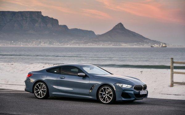 Vehicles BMW M850i BMW BMW 8 Series Luxury Car HD Wallpaper   Background Image