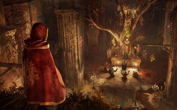Videojuego Assassin's Creed Valhalla Assassin's Creed Fondo de pantalla HD   Fondo de Escritorio