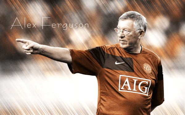 Sports Alex Ferguson Manchester United F.C. HD Wallpaper | Background Image