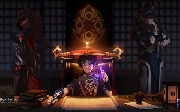 Video Game Genshin Impact Scaramouche HD Wallpaper   Background Image