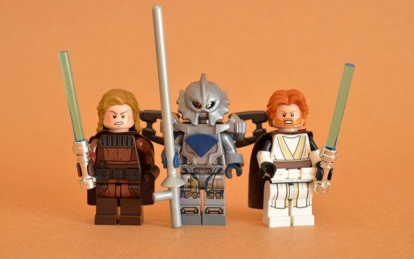 Products Lego Star Wars: Clone Wars Obi-Wan Kenobi Durge Anakin Skywalker HD Wallpaper | Background Image