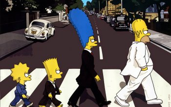 280 The Simpsons Hd Wallpapers Background Images Wallpaper Abyss