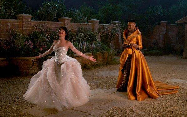 Movie Cinderella (2021) Camila Cabello Cinderella Billy Porter HD Wallpaper | Background Image