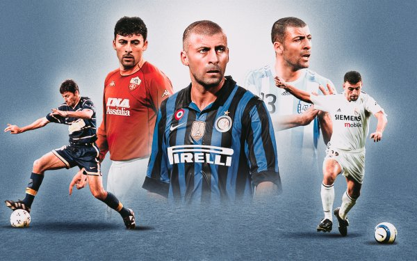Sports Walter Samuel Soccer Player Real Madrid C.F. Inter Milan A.S. Roma HD Wallpaper   Background Image