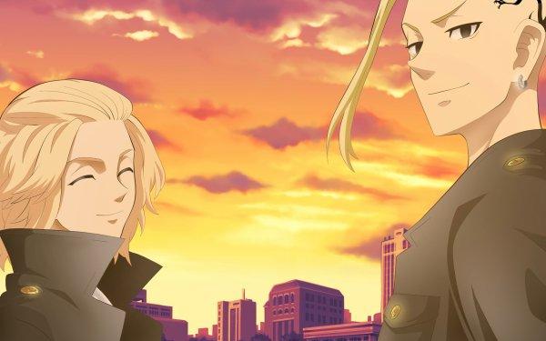 Anime Tokyo Revengers Ken Ryuguji Mikey Manjiro Sano HD Wallpaper | Background Image