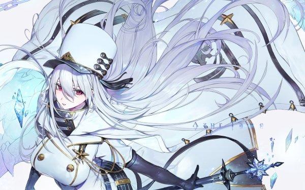 Anime Azur Lane Sovetskaya Rossiya HD Wallpaper | Background Image