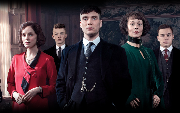 TV Show Peaky Blinders Thomas Shelby Cillian Murphy HD Wallpaper | Background Image