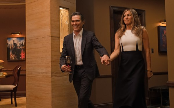 TV Show The Morning Show Billy Crudup Jennifer Aniston HD Wallpaper   Background Image
