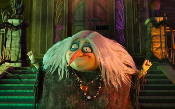 Movie The Addams Family 2 Grandmama HD Wallpaper   Background Image