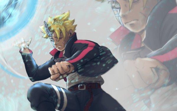 Anime Boruto Naruto Borushiki Boruto Uzumaki HD Wallpaper | Background Image