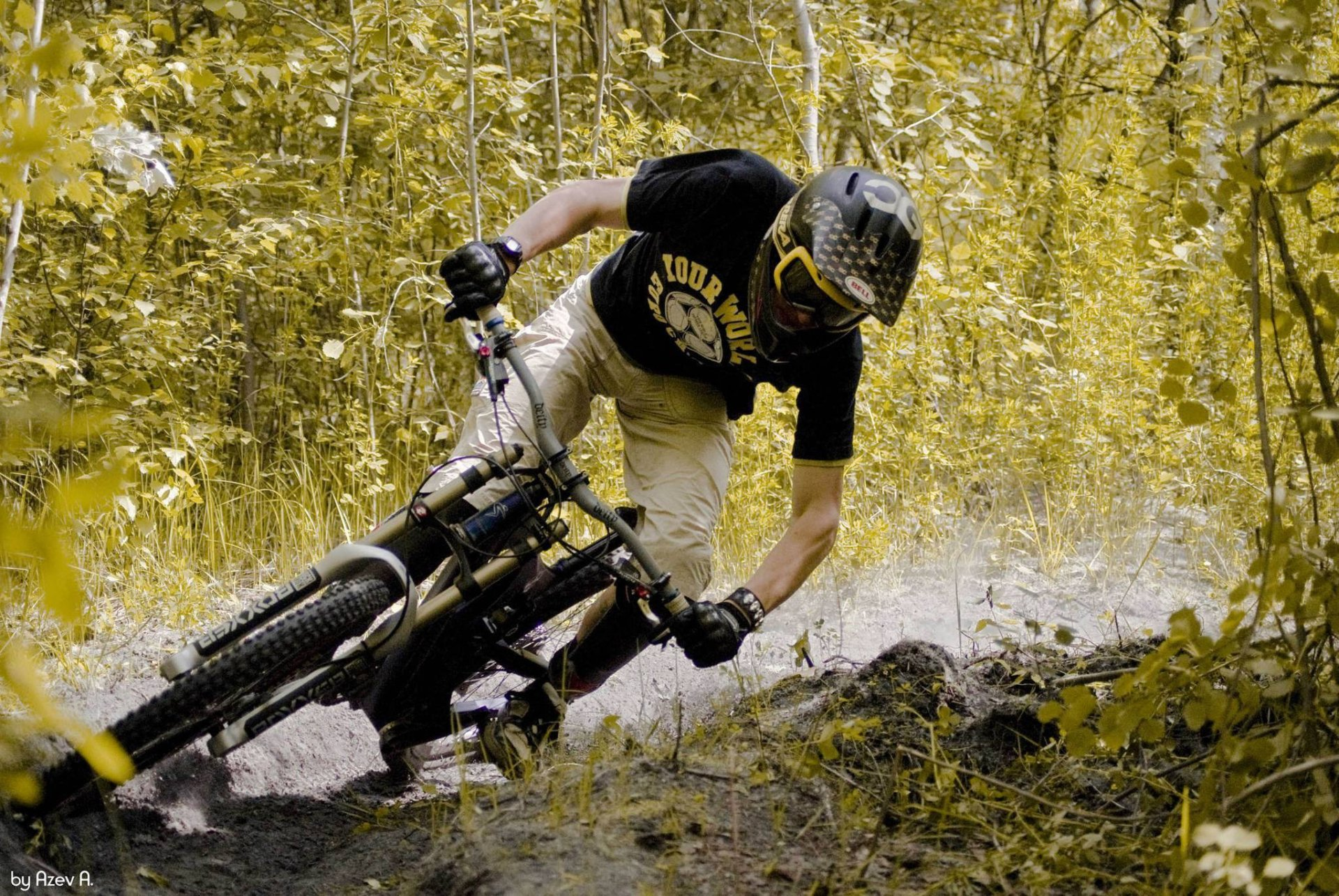 Sports - Bicycle  Mountain Bike Wallpaper