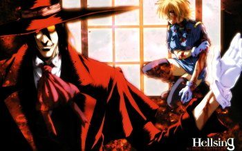 Anime - Hellsing Wallpapers and Backgrounds ID : 118713