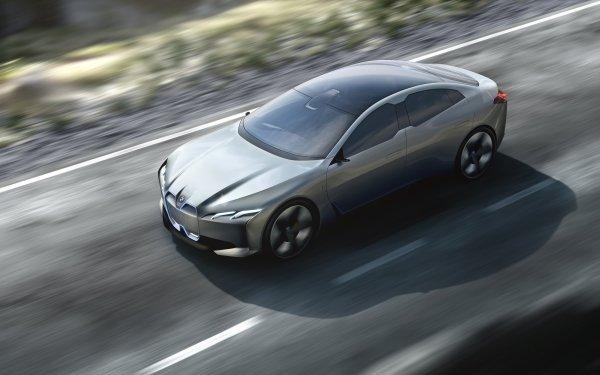 Vehicles BMW i Vision Dynamics BMW Luxury Car Electric Car HD Wallpaper   Background Image