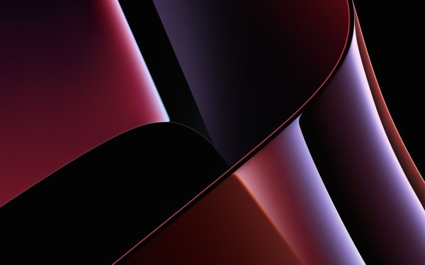 Abstract Shapes Apple Inc. HD Wallpaper | Background Image