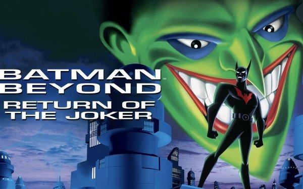 Movie Batman Beyond: Return of the Joker Batman Joker Terry McGinnis HD Wallpaper   Background Image
