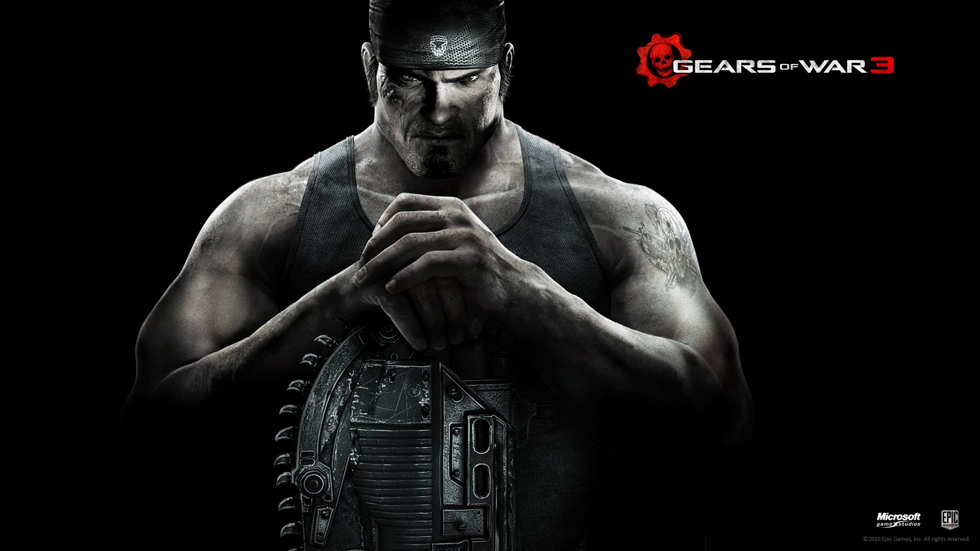 Gears Of War 3 Wallpapers: Gears Of War 3 Full HD Fondo De Pantalla And Fondo De