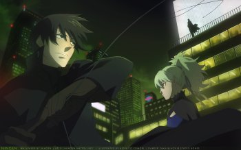 Anime - Darker Than Black Wallpapers and Backgrounds ID : 119761