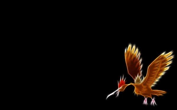 Anime Pokémon Fearow Flying Pokémon HD Wallpaper | Background Image