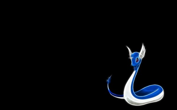 Anime Pokémon Dragonair HD Wallpaper | Background Image