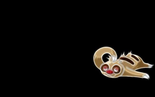 Anime Pokémon Slakoth Normal Pokémon HD Wallpaper | Background Image