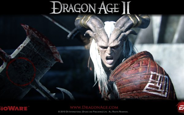 dragon age wallpaper widescreen. Video Game - Dragon Age