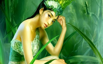 Fantasy - Women Wallpapers and Backgrounds ID : 120551