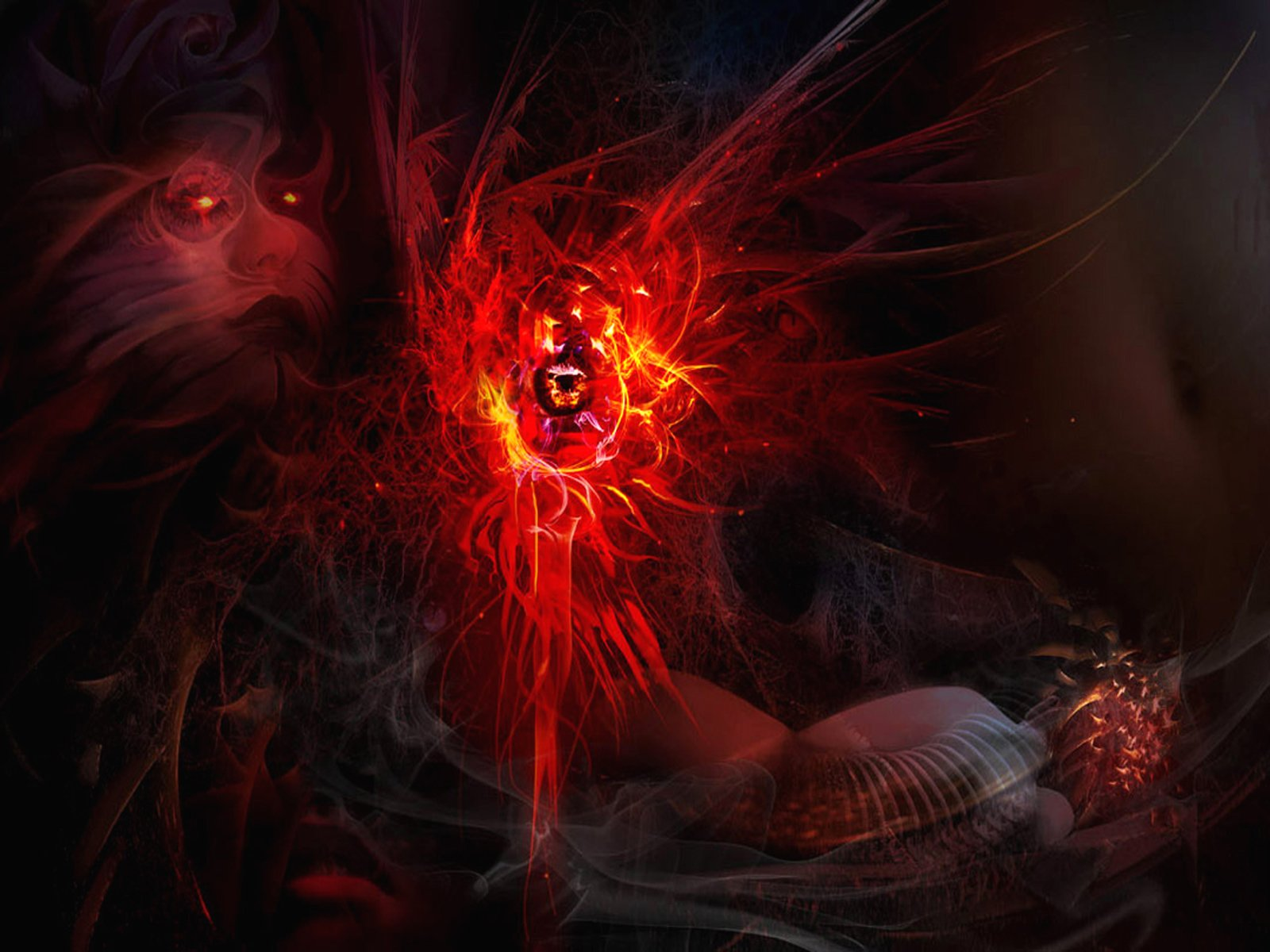 CGI - Abstrakt  Bakgrund
