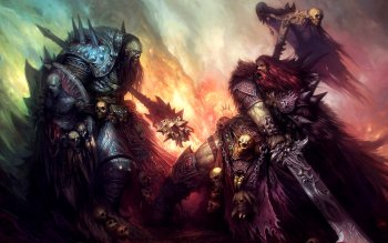 Компьютерная игра - Warhammer Wallpapers and Backgrounds ID : 121151