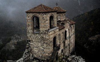 Religious - Church Of The Holy Mother Of God, Asen's Fortress Wallpapers and Backgrounds ID : 121361