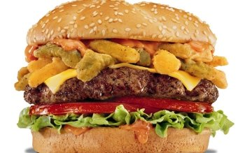 Food - Burger Wallpapers and Backgrounds ID : 121821
