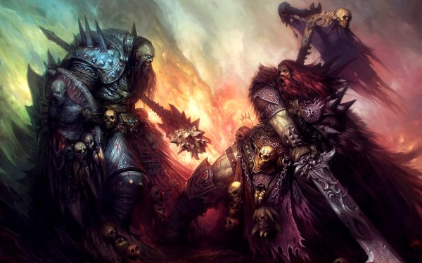 Video Game - warhammer Wallpapers and Backgrounds