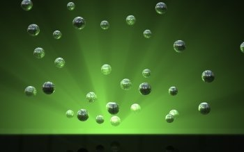 CGI - Bubbles Wallpapers and Backgrounds ID : 123803