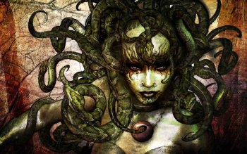 Fantasy - Medusa Wallpapers and Backgrounds ID : 123841