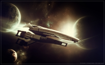 Sci Fi - Spaceship Wallpapers and Backgrounds ID : 124793