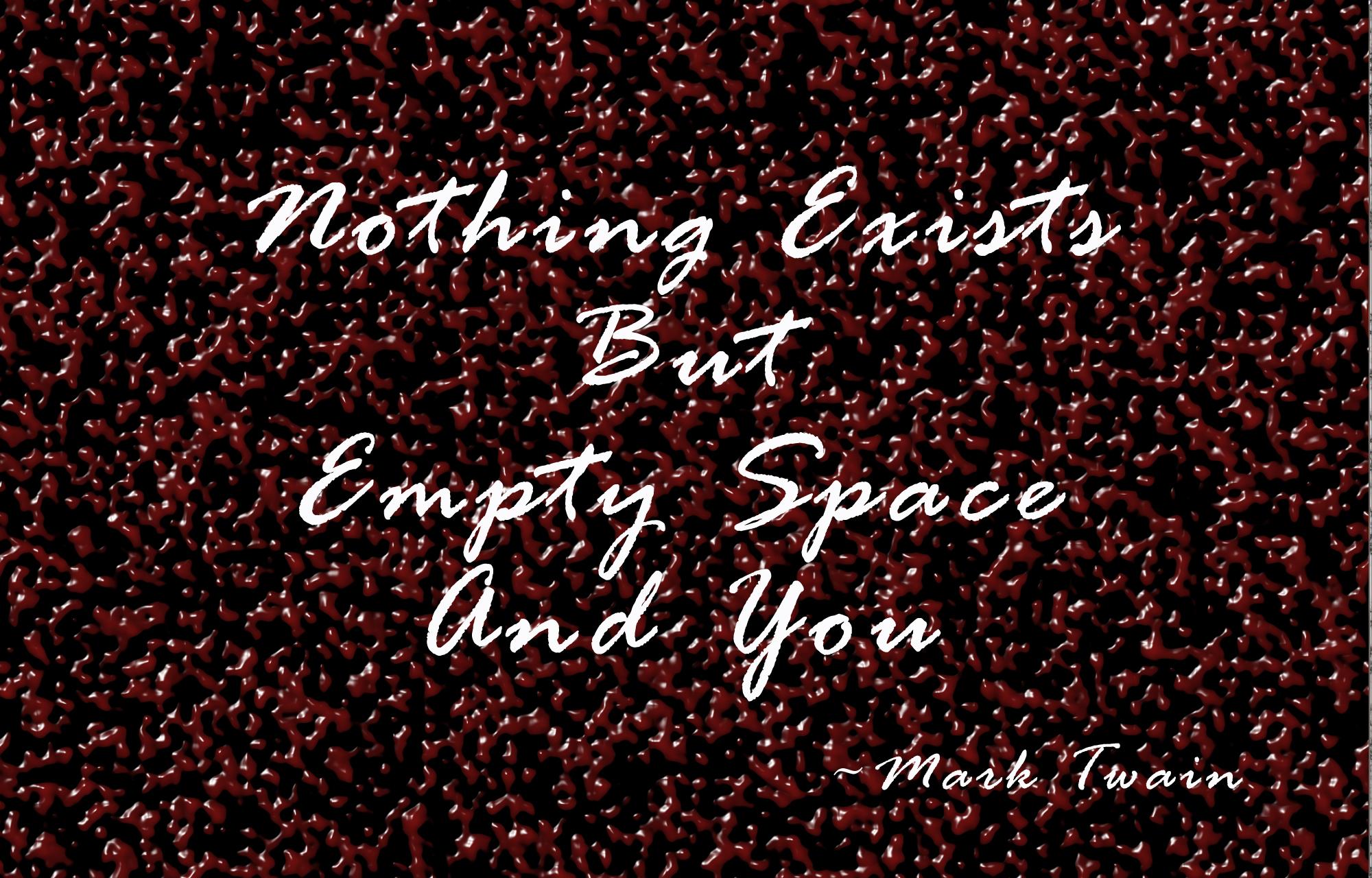 Misc - Quote  Mark Twain Quote Wallpaper