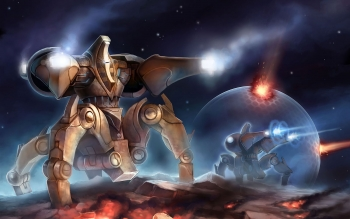 Video Game - Starcraft II: Wings Of Liberty Wallpapers and Backgrounds ID : 12511
