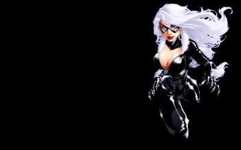 Comics - Black Cat Wallpapers and Backgrounds ID : 12543