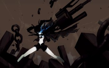 Anime - Black Rock Shooter Wallpapers and Backgrounds ID : 126401