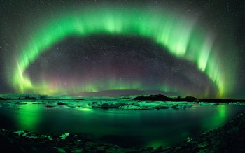 Earth - Aurora Borealis Wallpapers and Backgrounds ID : 127493