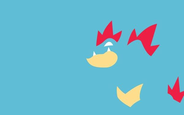 Anime Pokémon Feraligatr Water Pokémon Fondo de pantalla HD | Fondo de Escritorio