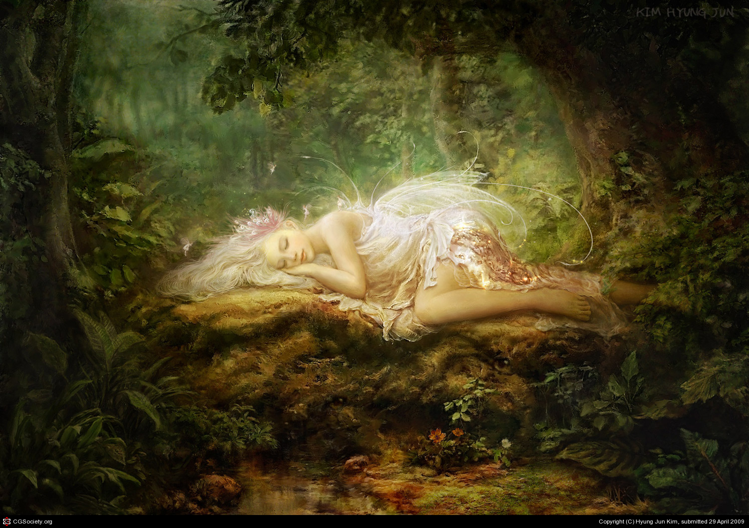 Love, Nature, and Fairies: A Midsummer Night's Dream