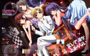 Anime - Clannad Wallpapers and Backgrounds ID : 129283