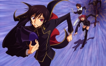 Anime - Code Geass Wallpapers and Backgrounds ID : 130531