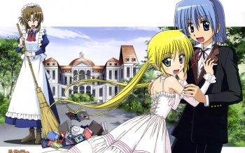 Anime - Hayate No Gotoku! Wallpapers and Backgrounds ID : 131883