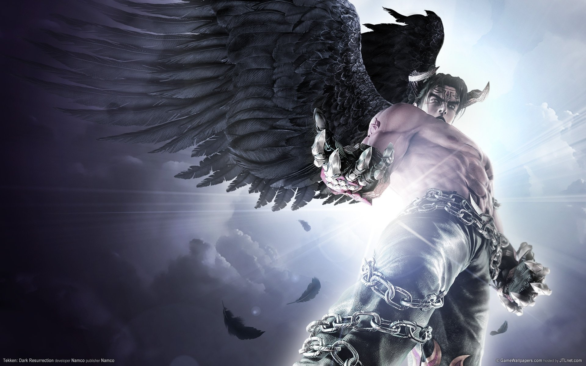 Video Game - Tekken 5: Dark Resurrection  Tekken Wallpaper