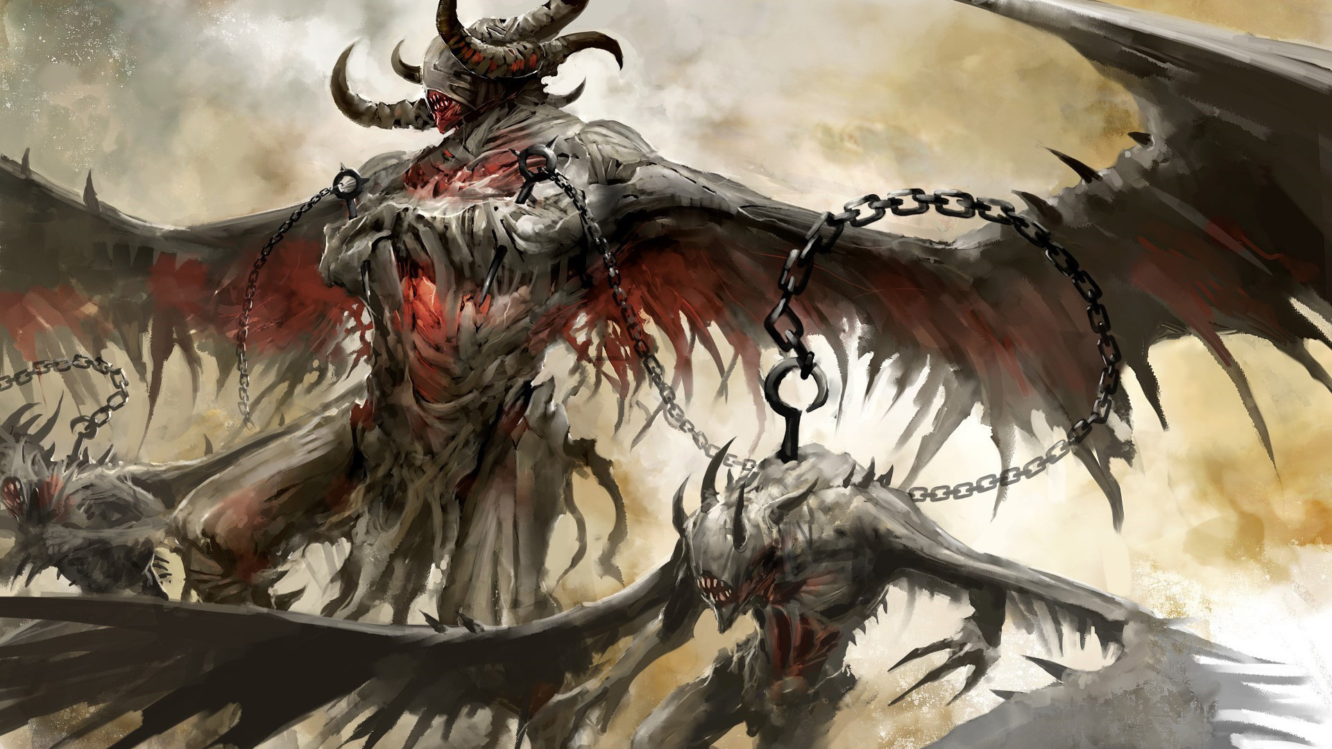 269 demon hd wallpapers background images wallpaper abyss page 8 voltagebd Images