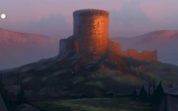 Fantasy - Castle Wallpapers and Backgrounds ID : 134451